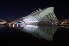 City of Arts and Sciences. Valencia