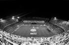 Estadio Mestalla. Valencia