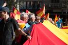 Spanish National Day 2013, Barcelona