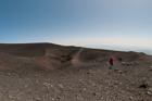 South crater. Mount Etna, Sicily