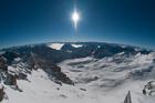 Top of Germany. Zugzpitze