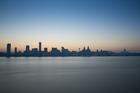Dawn over the Mersey