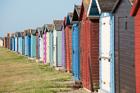 Beach Huts, Dovercourt