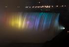 Horseshoe Falls Illuminations