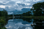 Ben Nevis and the Caledonian Canal