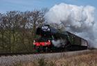 The Flying Scotsman, North Yorkshire Moors Railway