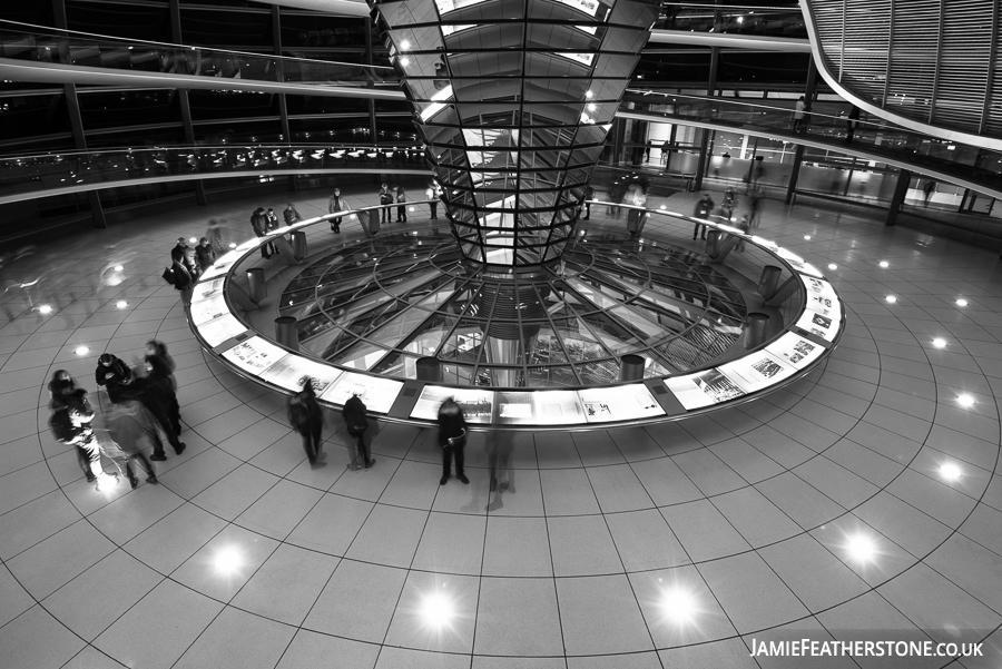 Bundestag Dome, Berlin