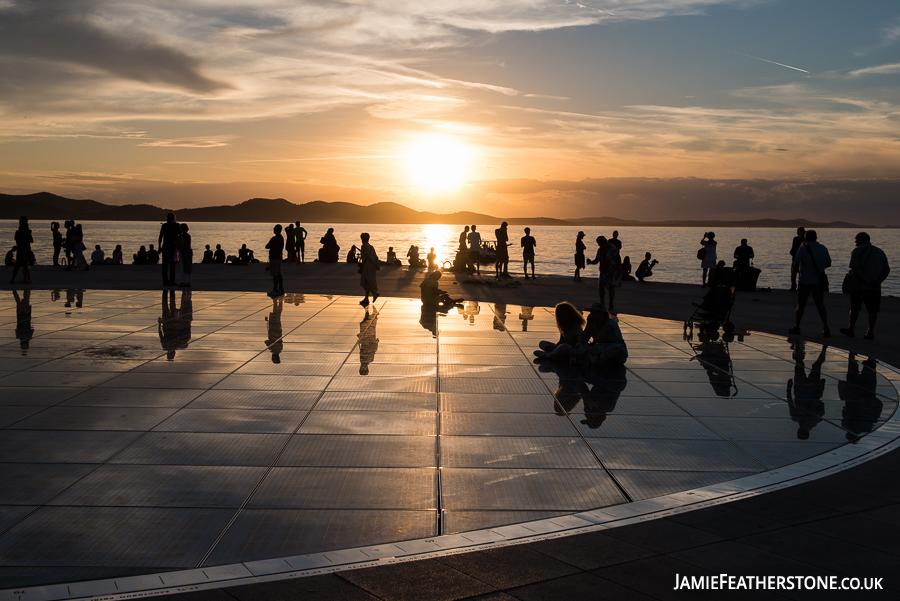 Sun Salutation, Zadar