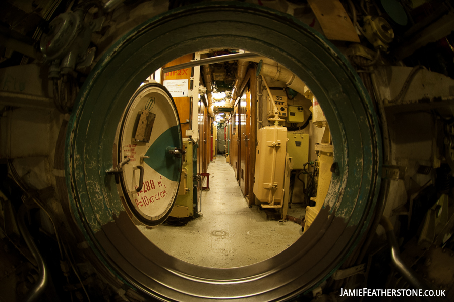 U-434 Submarine, Hamburg